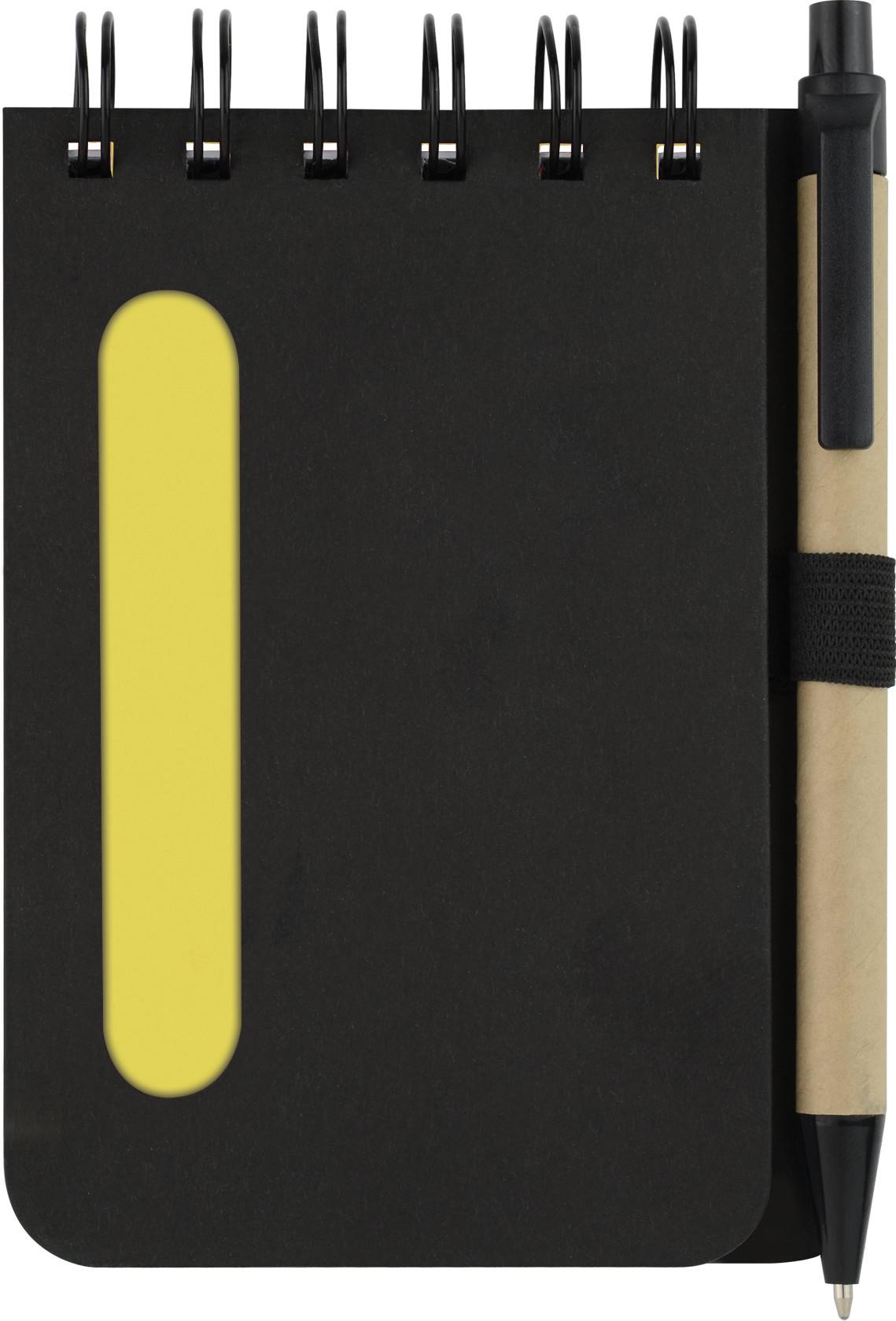 Bloc-notes et stylo  - 70-1049-29