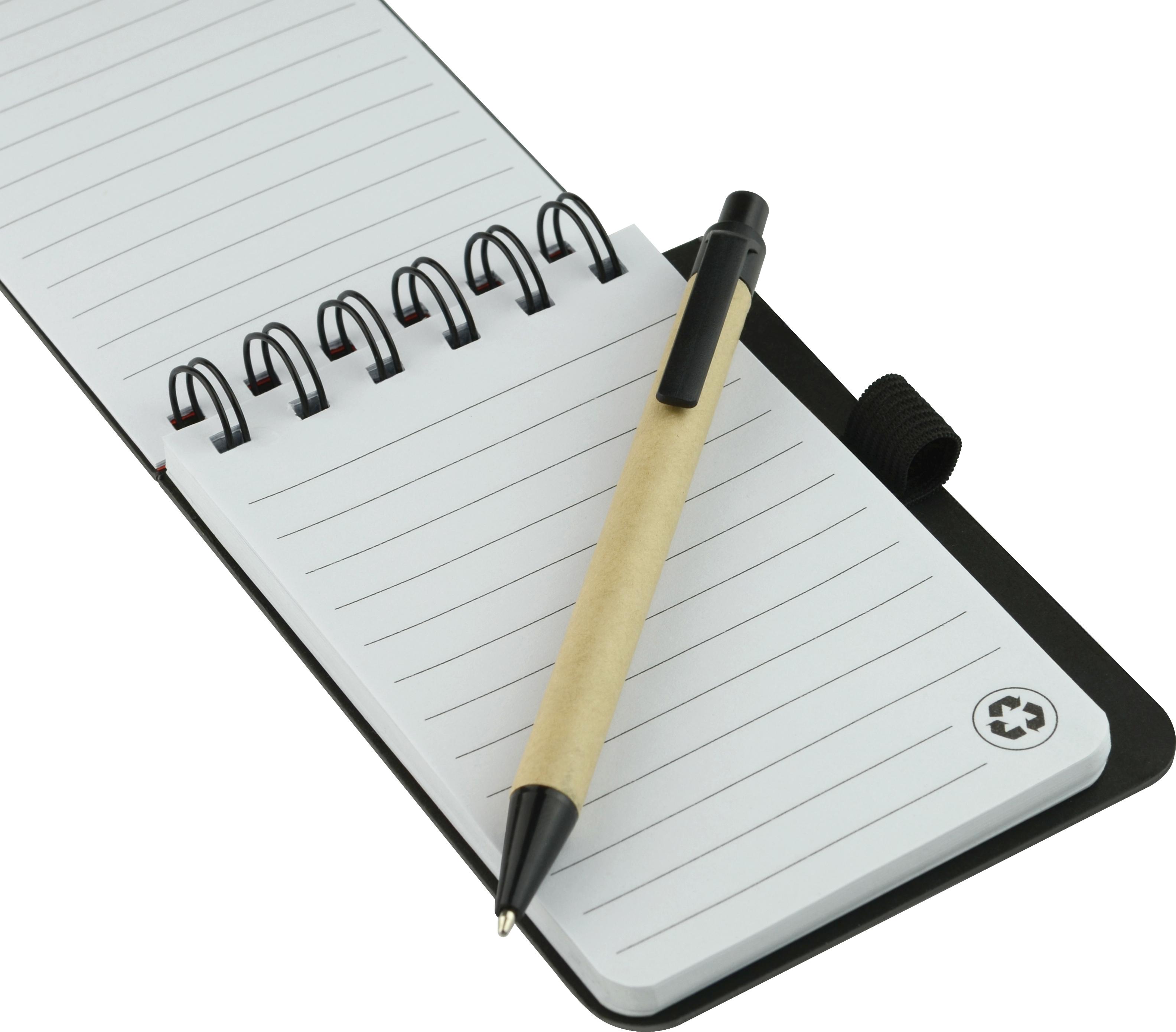 Bloc-notes et stylo  - 70-1049-32
