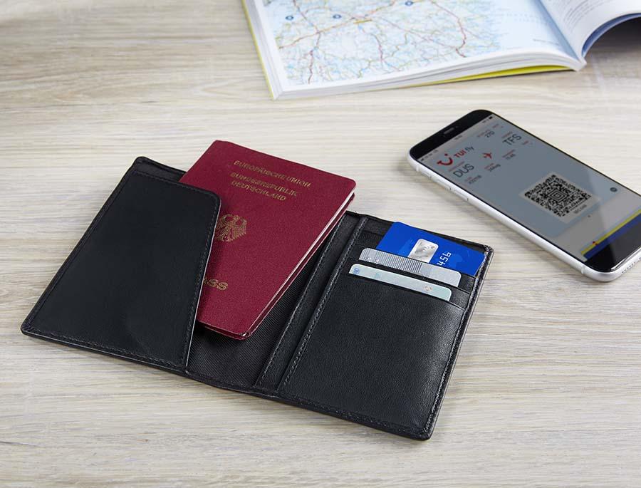 Étui passeport RFID - 71-00DD64-3