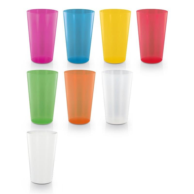 Gobelet plastique réutilisable