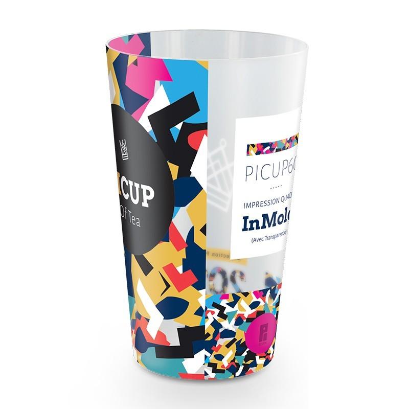 Gobelet plastique réutilisable - 73-1077-7