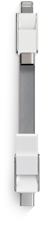 Cable de charge transfert 6-en-1 - 73-1100-21
