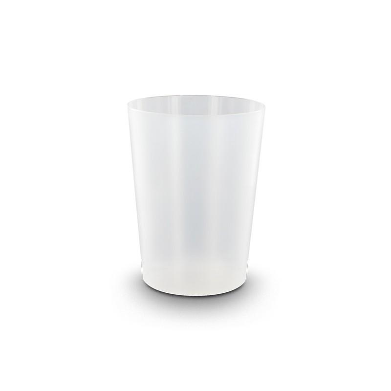 Gobelet plastique reutilisable 22cl - 73-1113-4