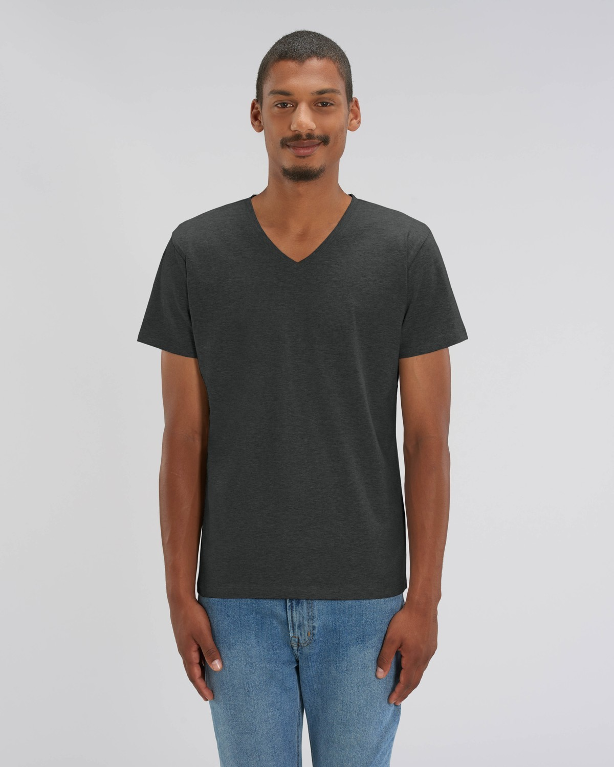 Tee-shirt col V homme