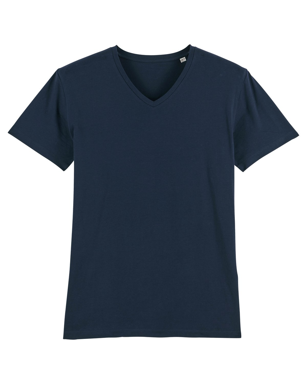 Tee-shirt col V homme - 81-1093-2