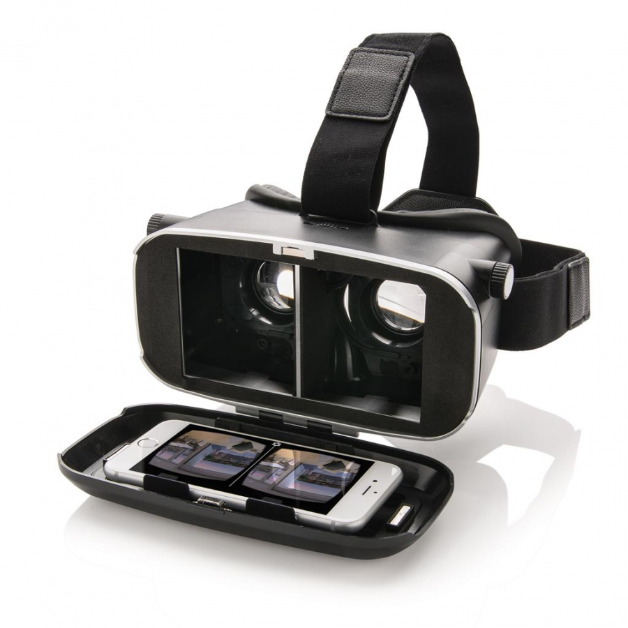 Boitier lunettes de réalité virtuelle 3D