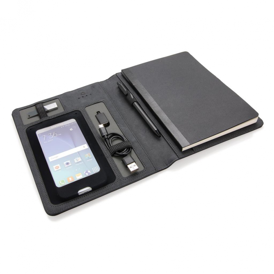 Carnet de notes et batterie de secours 3000mAh - 9-1387-2