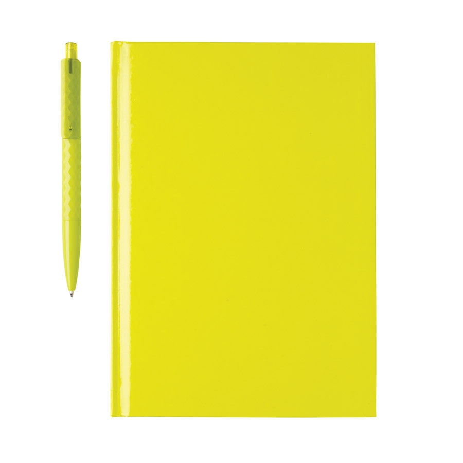 Carnet de notes A5 Basic avec stylo