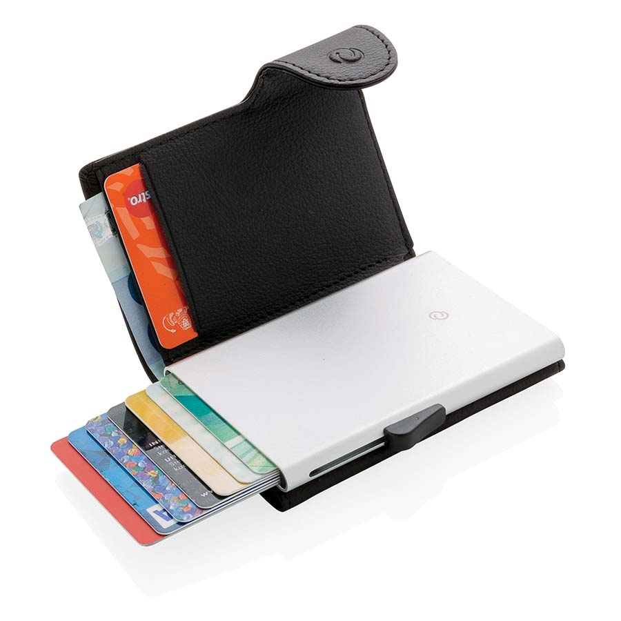 Porte-cartes portefeuille anti-RFID C-Secure - 9-1642-5