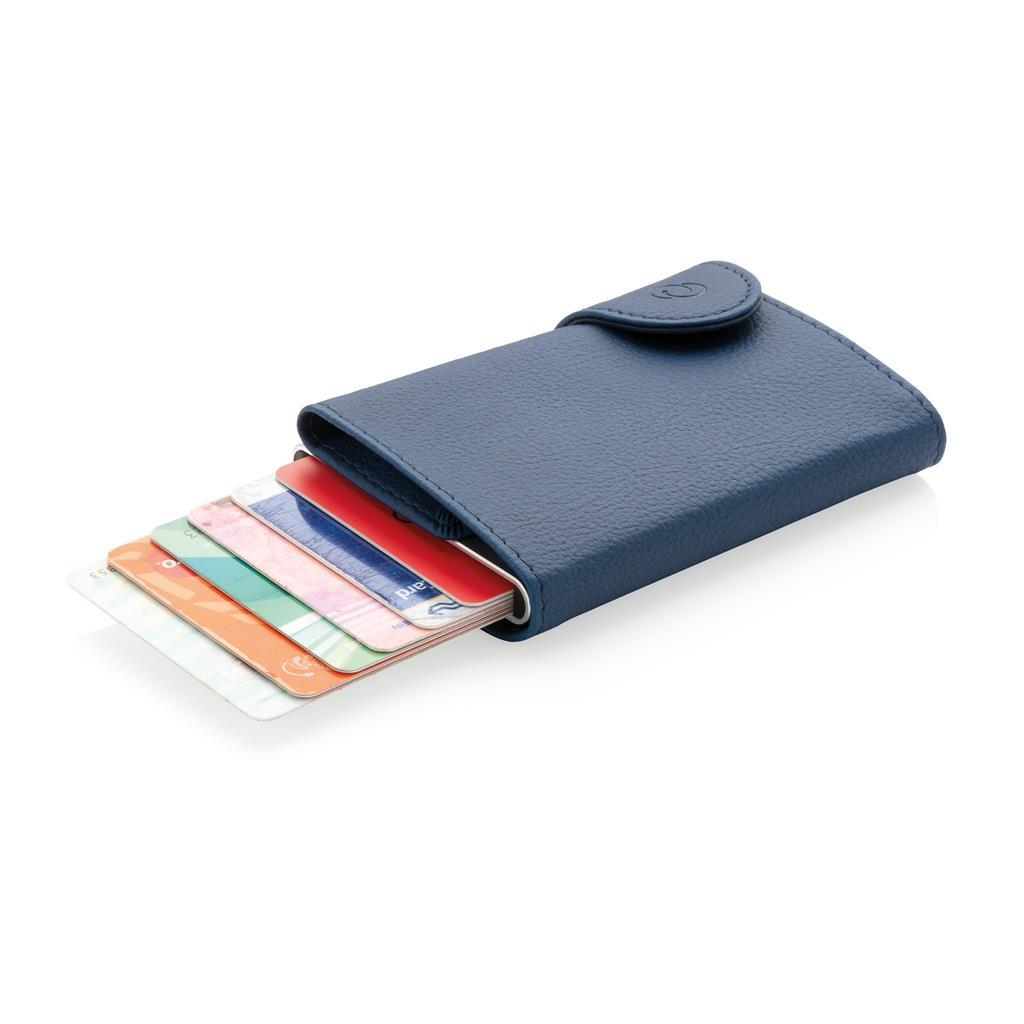Porte-cartes portefeuille anti-RFID C-Secure - 9-1642-8