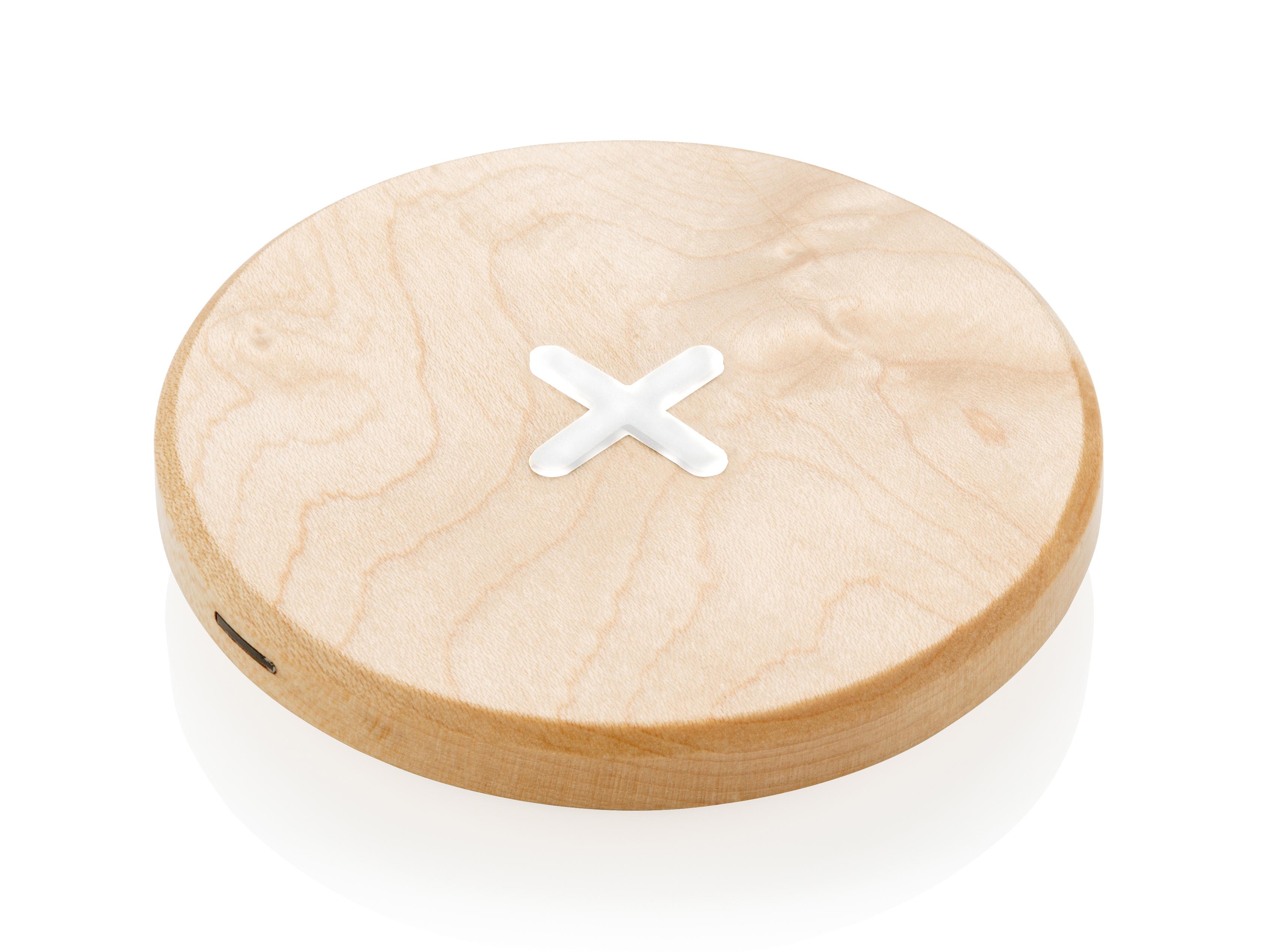 Chargeur à induction 5W en bois