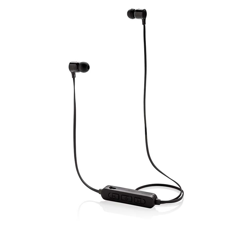 Écouteurs sans fil lumineux