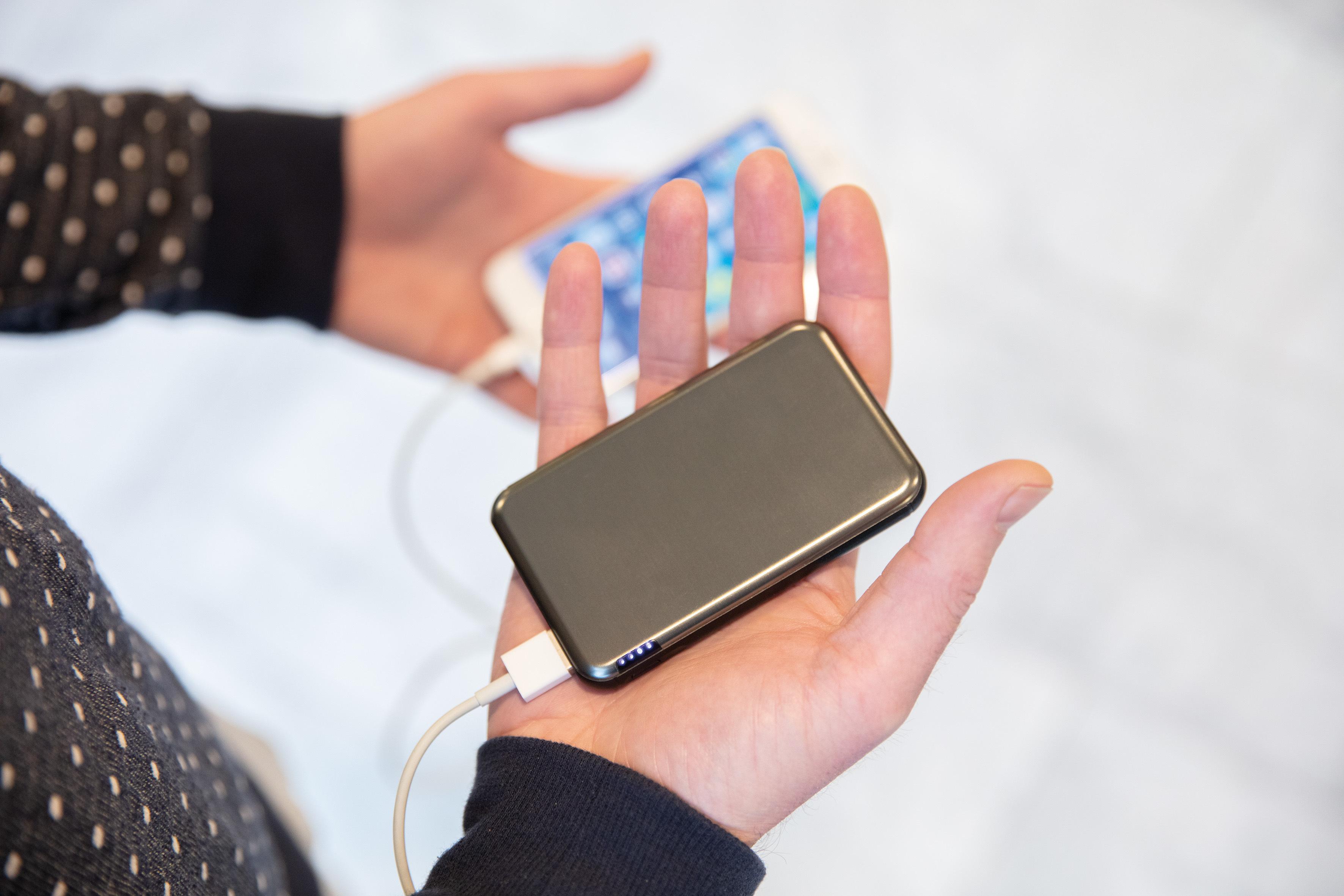 Batterie de secours de poche 5000mAh
