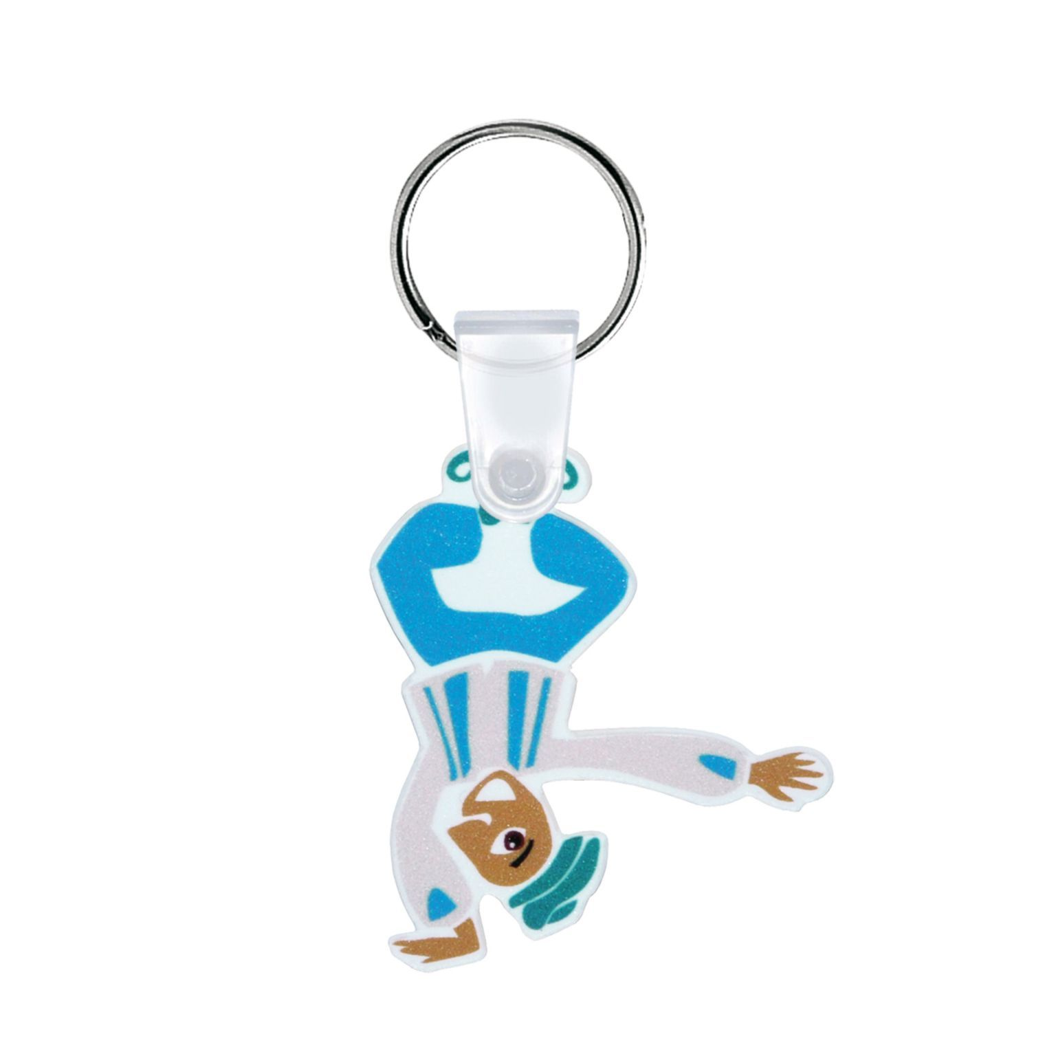 Porte-clés personnalisés de 0 à 20 cm2.