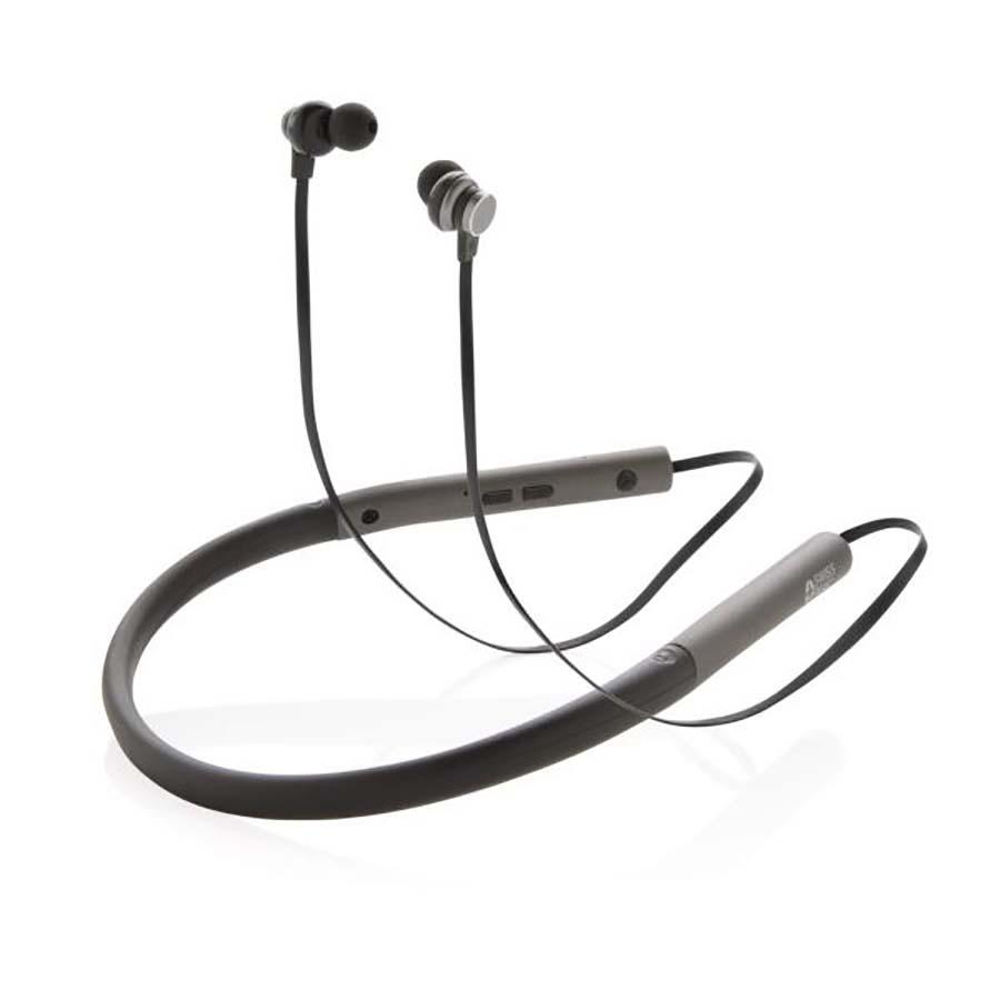 Ecouteurs Swiss Peak sans fil  avec extrémité