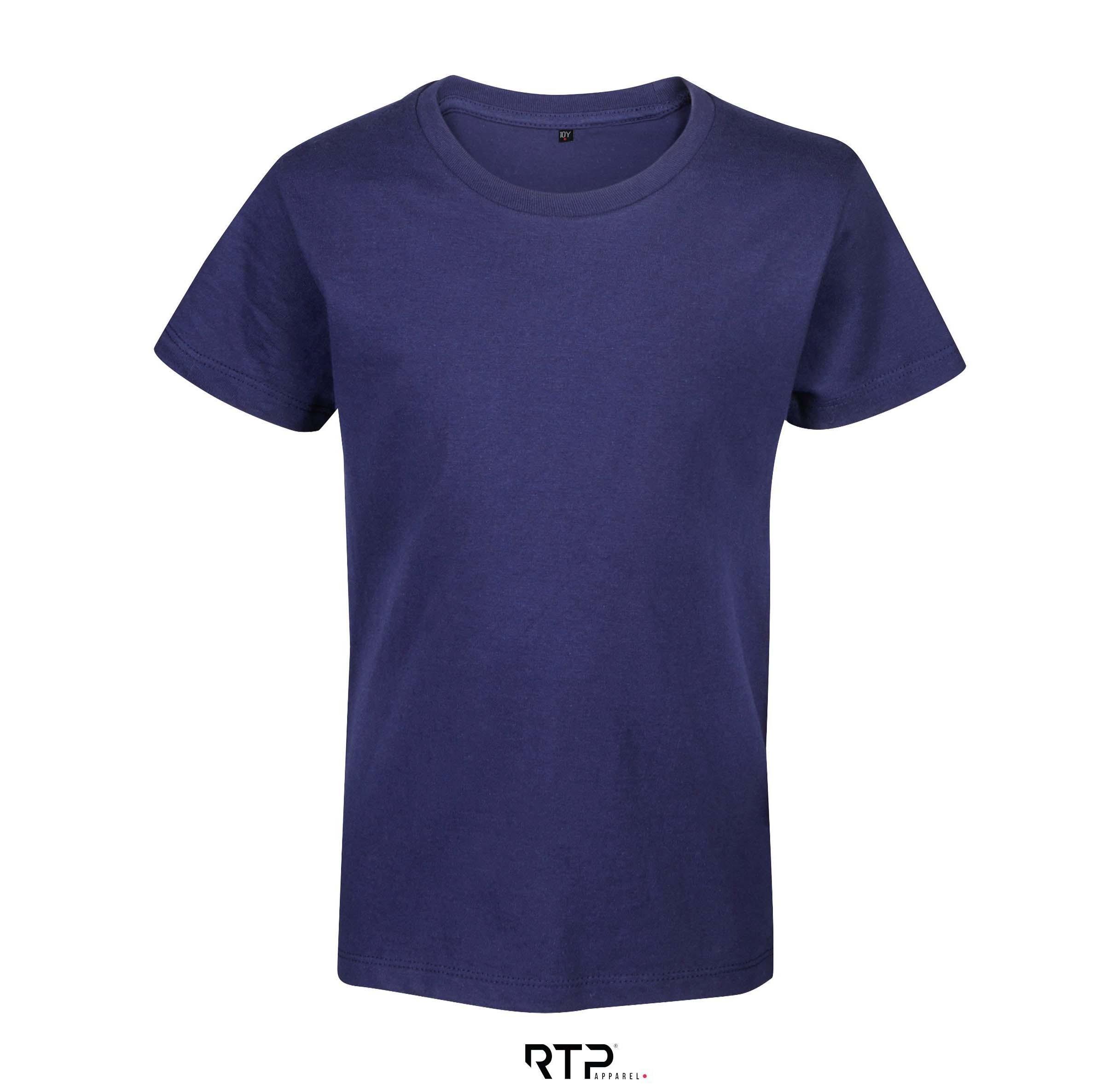 Tee-shirt enfant coupe cousu manches courtes Cosmic 155