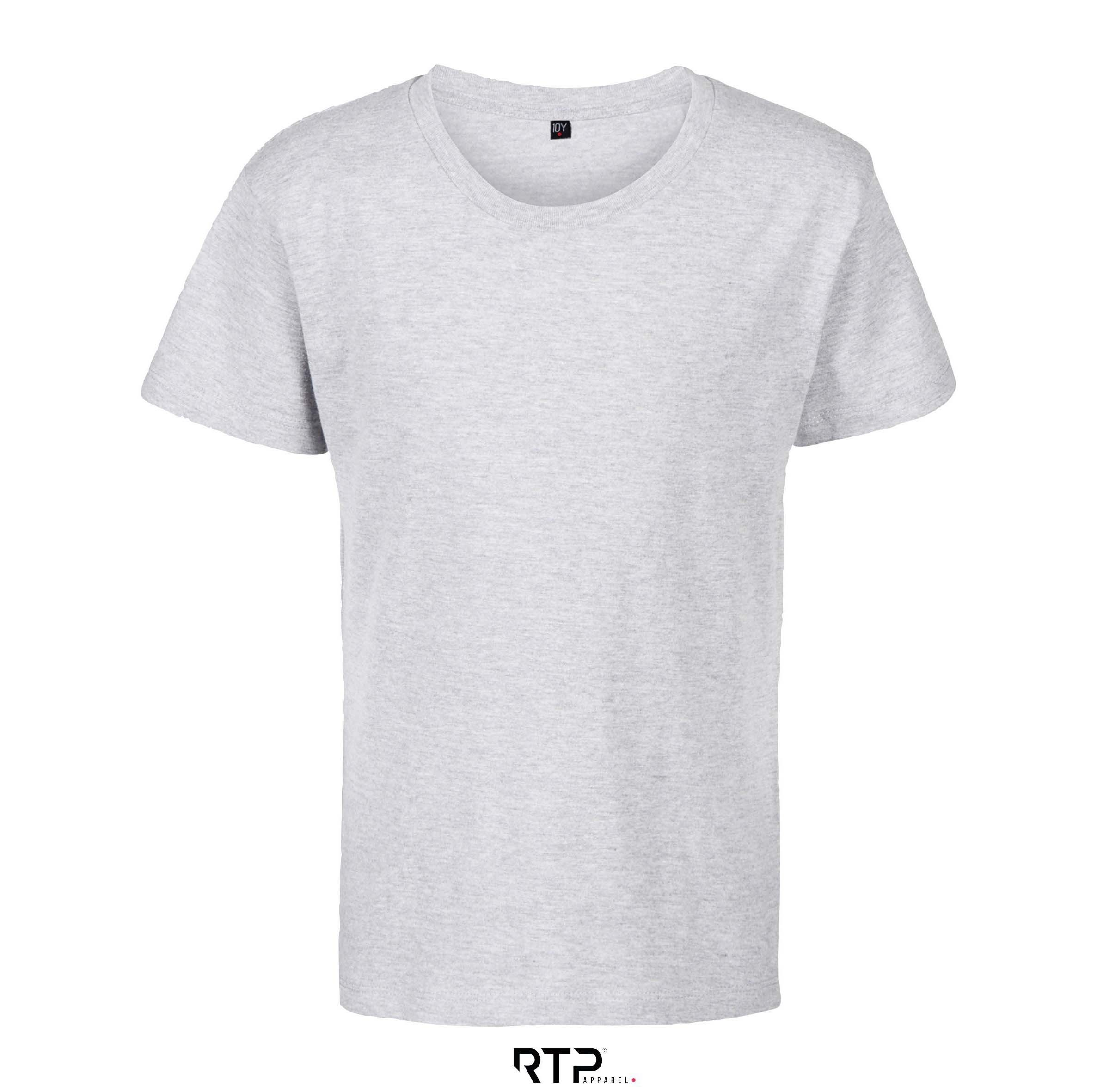 Tee-shirt enfant coupe cousu manches courtes Tempo 145
