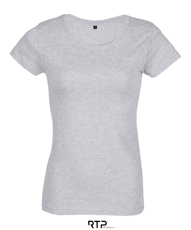 Tee-shirt femme coupe cousu manches courtes Tempo 185