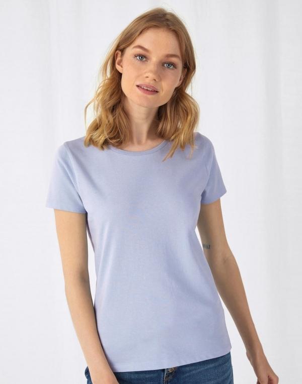 Tee-shirt femme organique