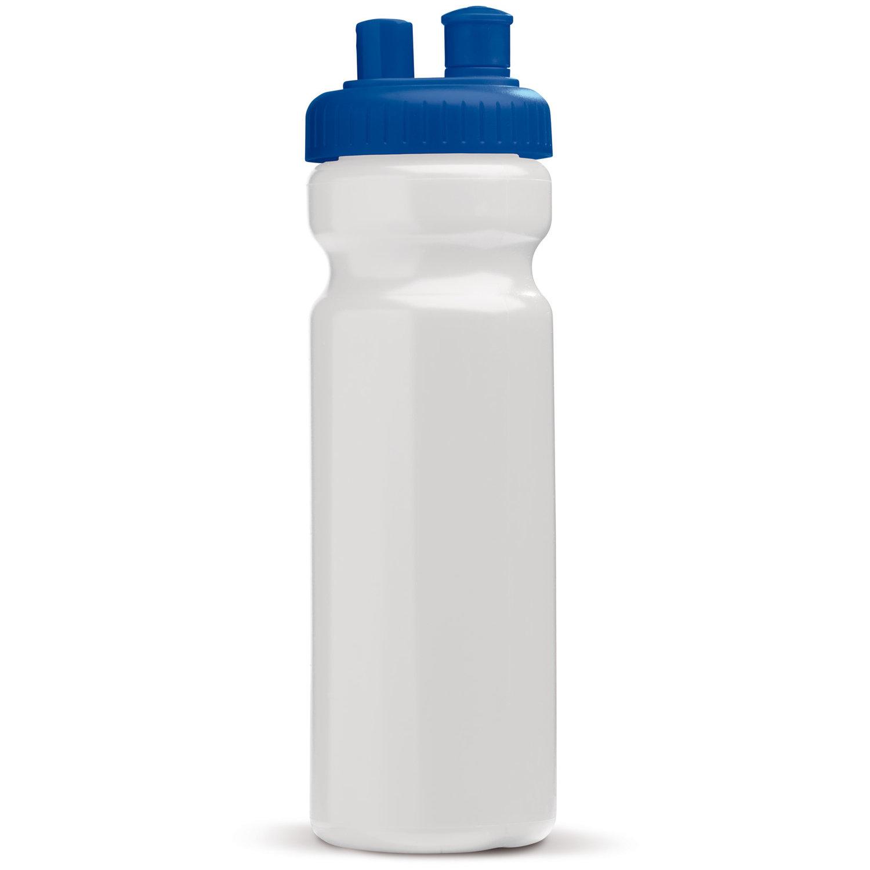 Bidon de sport avec vaporisateur 750 ml
