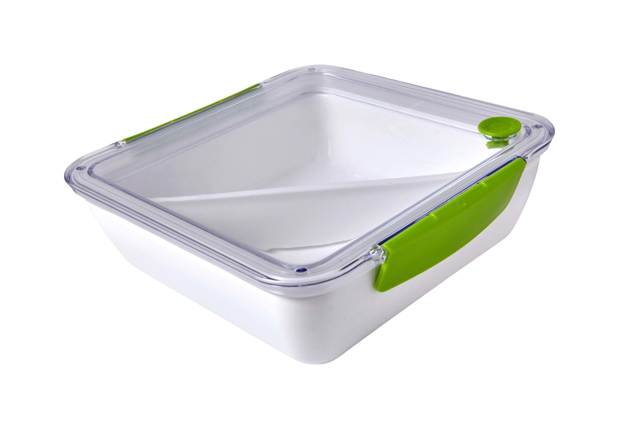Lunch box compartimentée en PP