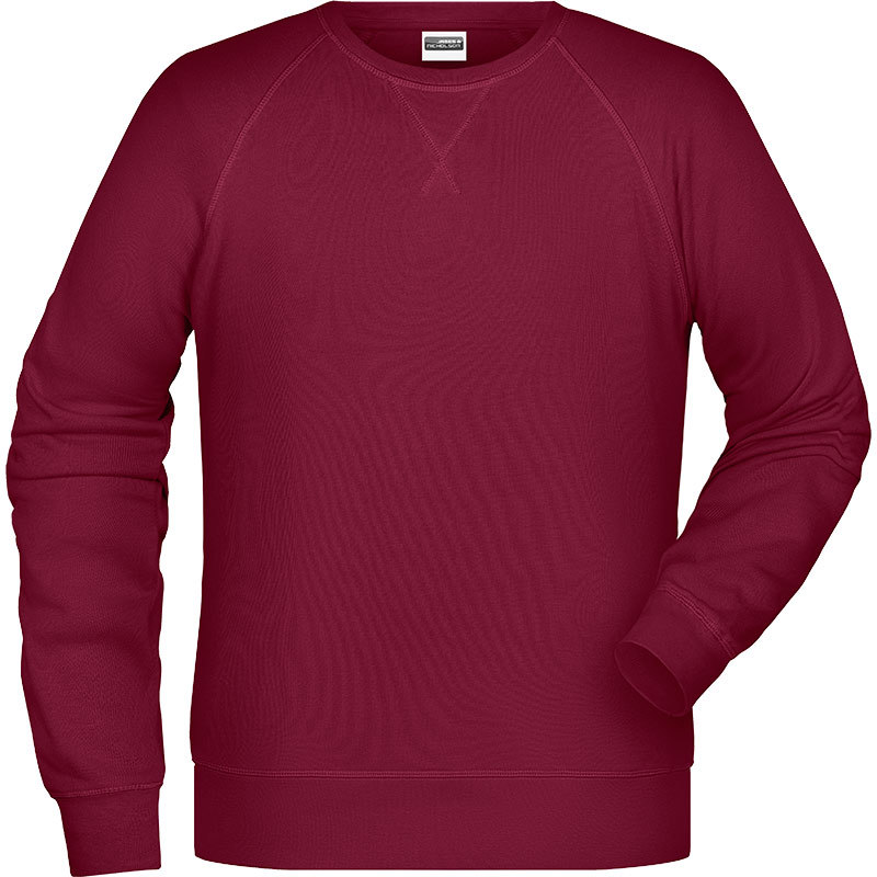 Sweat-Shirt bio Homme - 20-1575-10