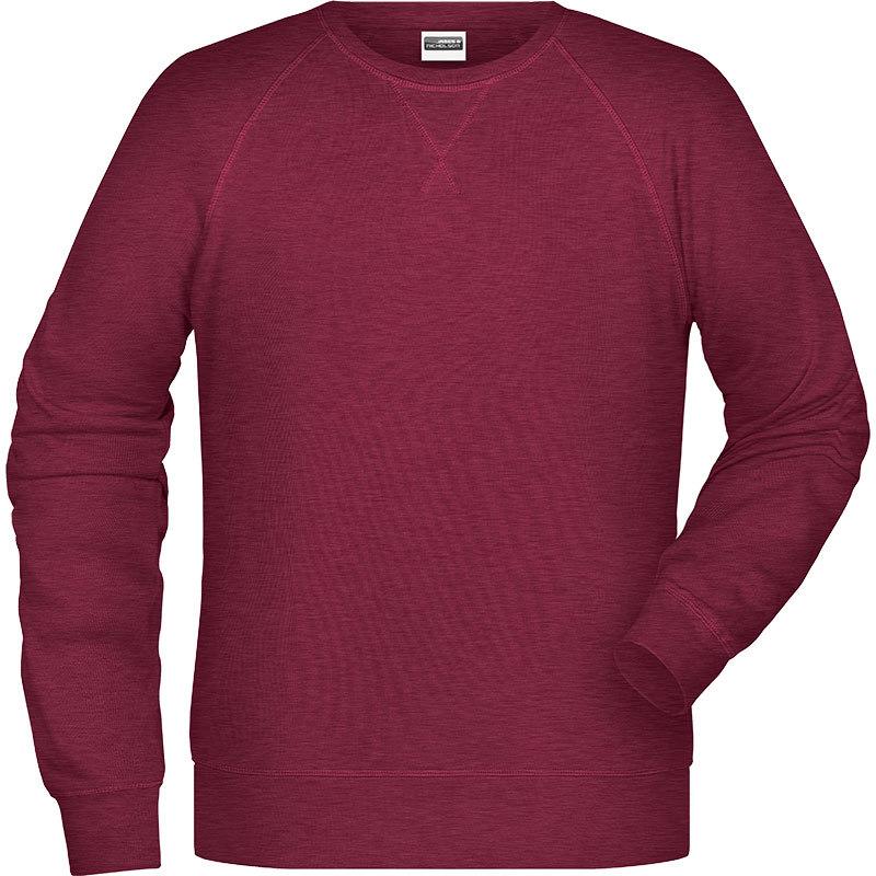 Sweat-Shirt bio Homme - 20-1575-12
