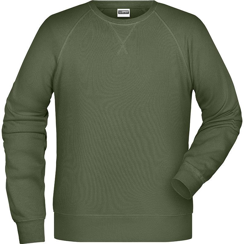 Sweat-Shirt bio Homme - 20-1575-5