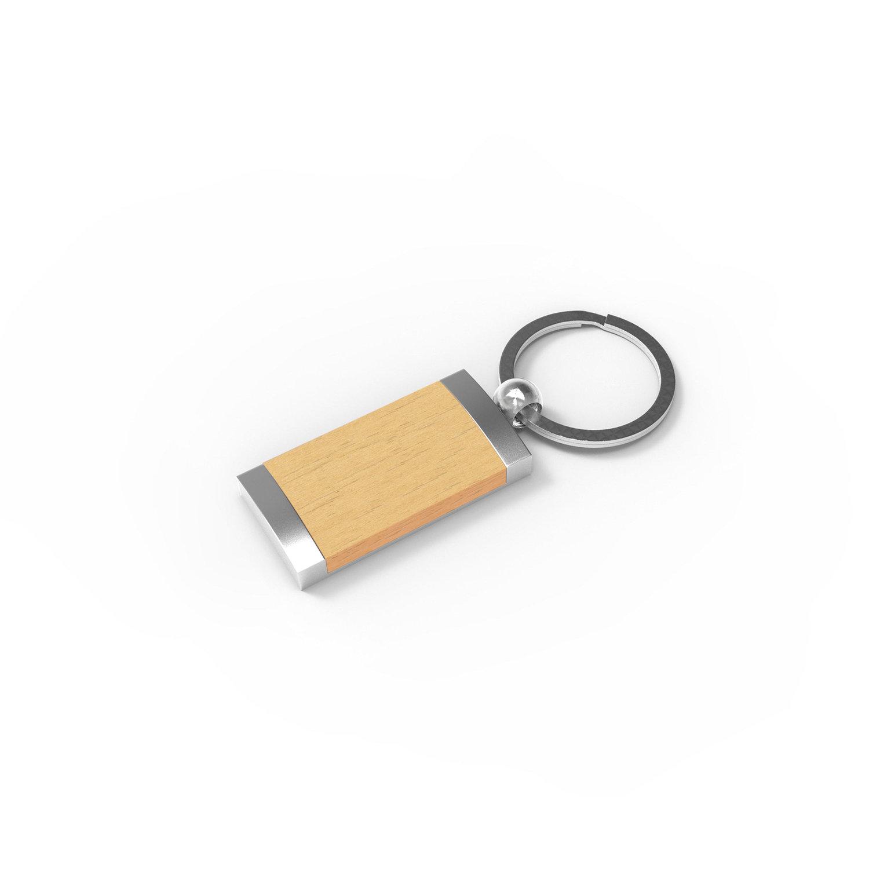 Porte-clés durable