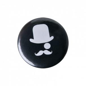 Badge rond diam.2.5 cm