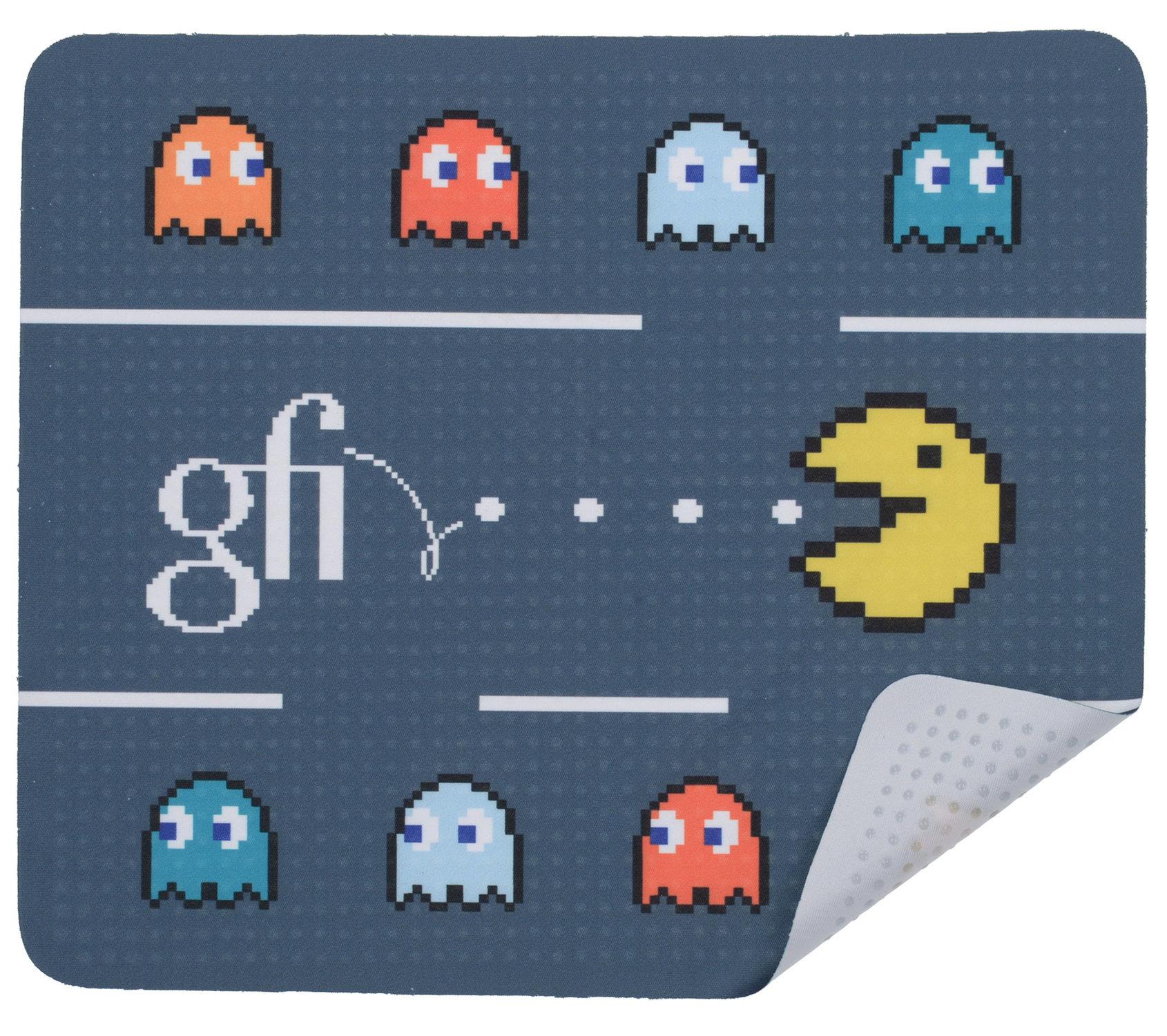 Tapis de souris microfibre