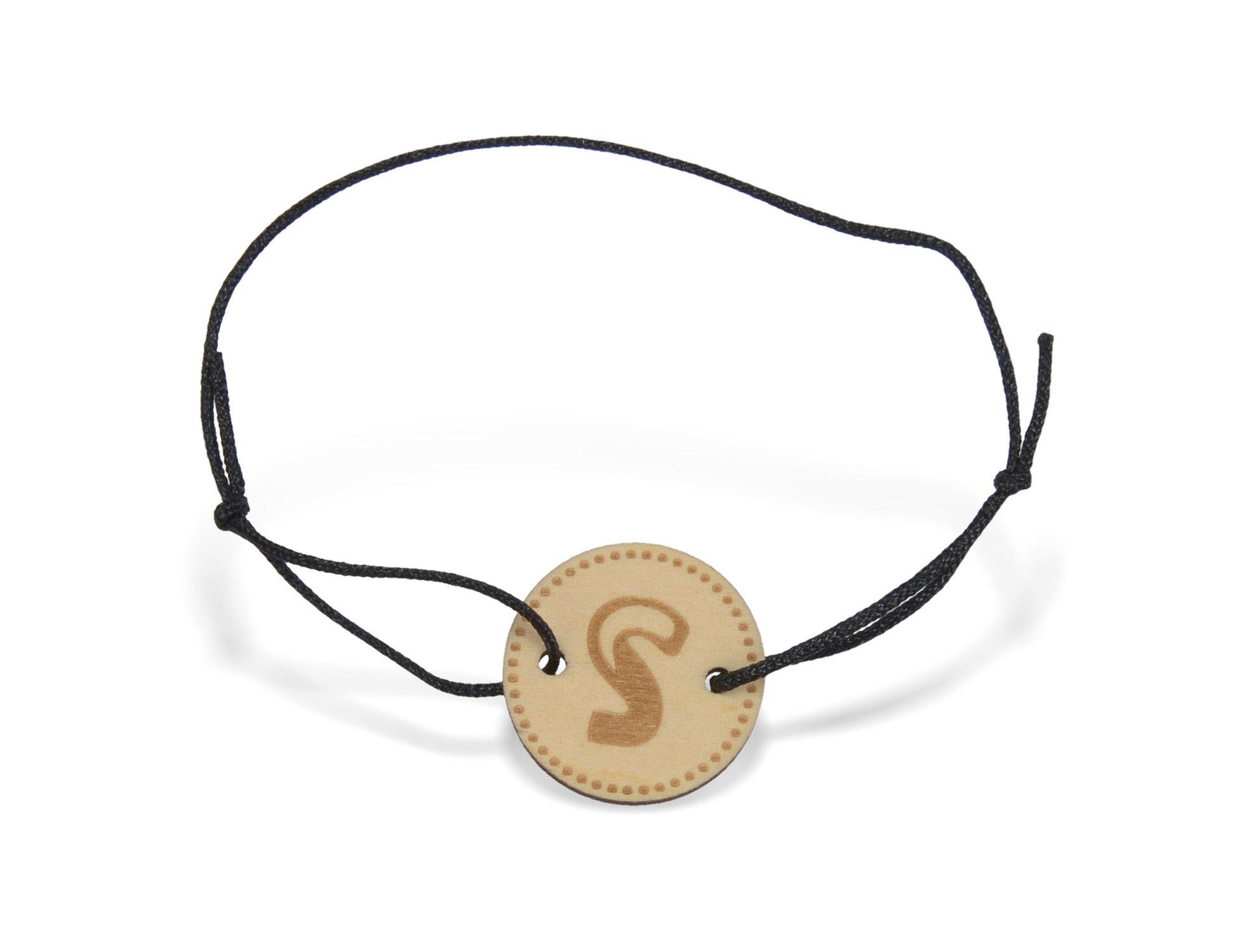 Bracelet bresilien bois