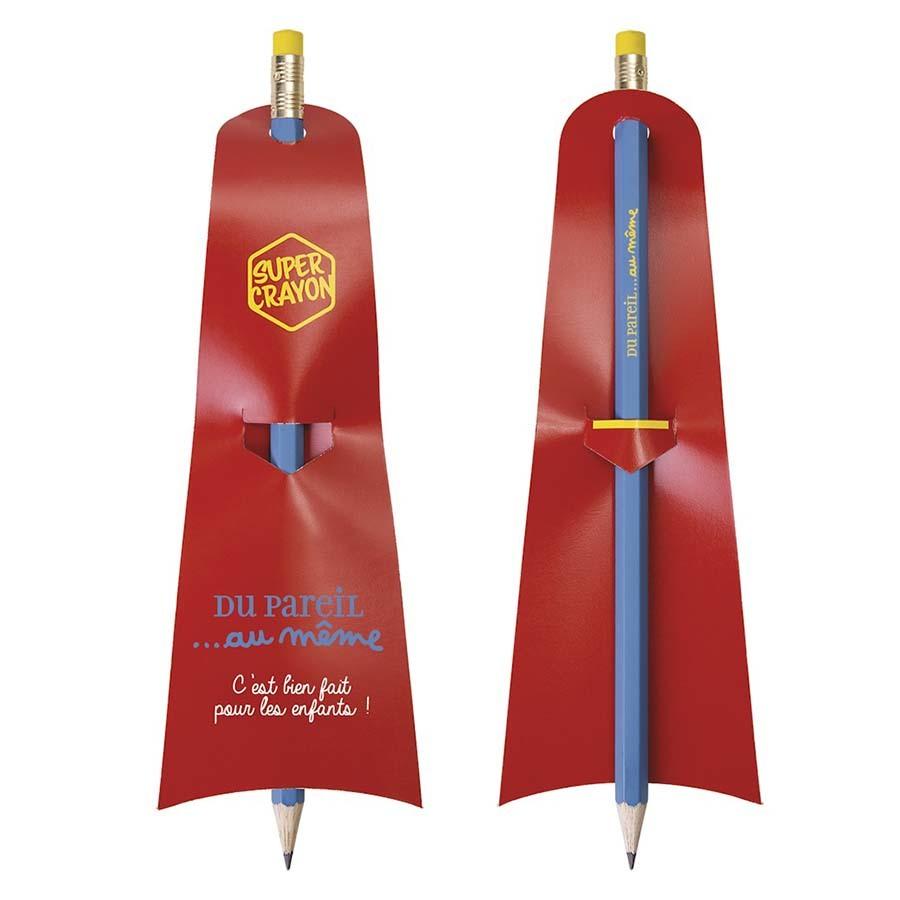 Le super crayon
