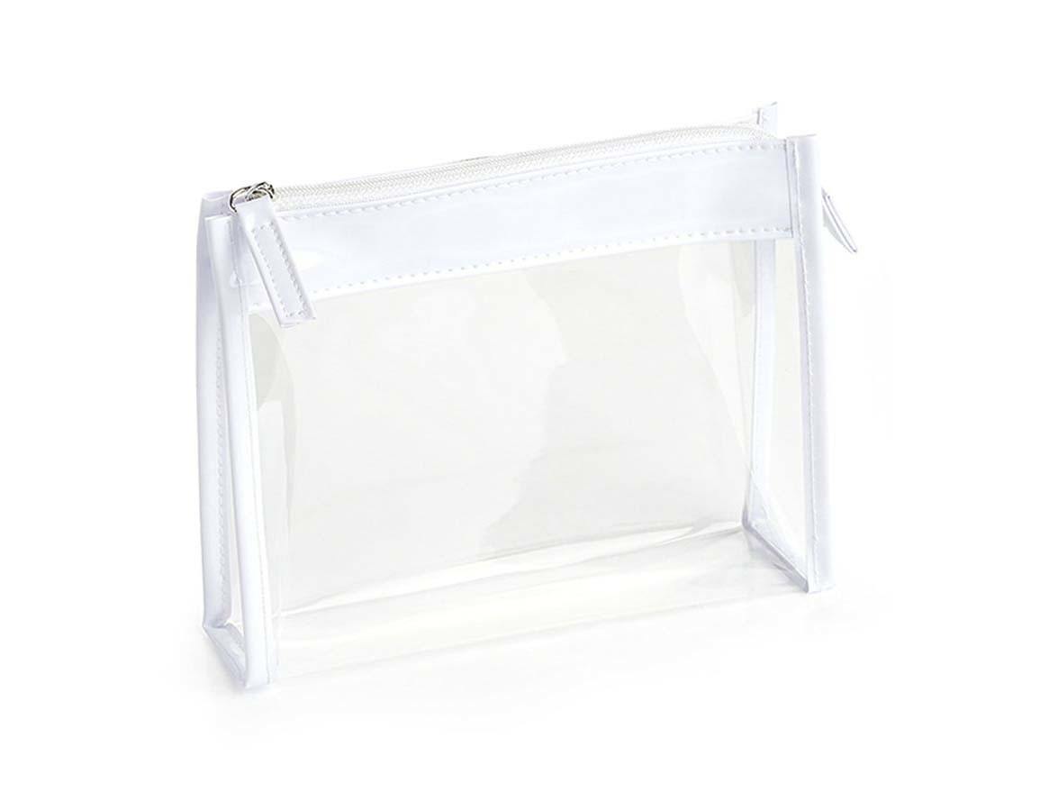 Pochette PVC zippée