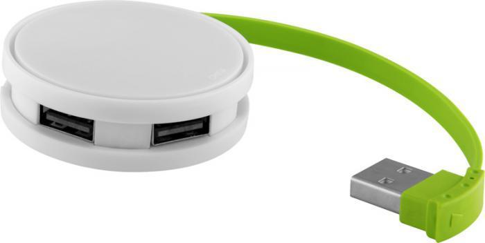 HUB USB Round - 5-1317-14