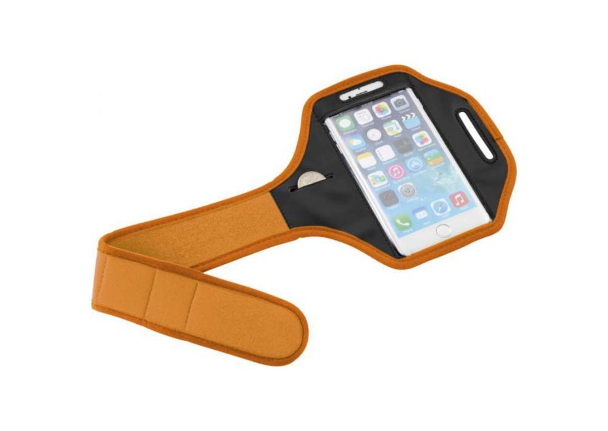 Sangle de bras pour smartphone à écran tactile