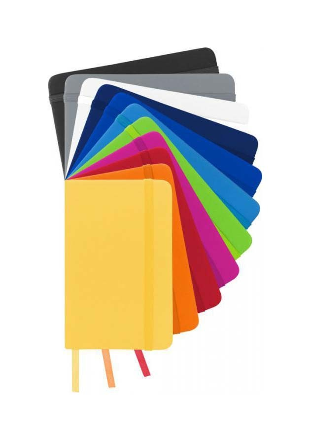 Carnet de notes A6 Spectrum .