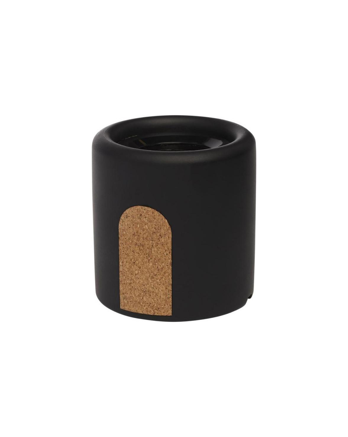 Haut-parleur Bluetooth Roca en calcaire/liège