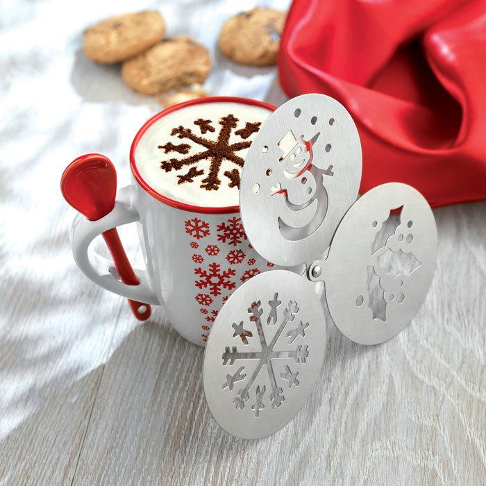 Pochoirs pour cappuccino