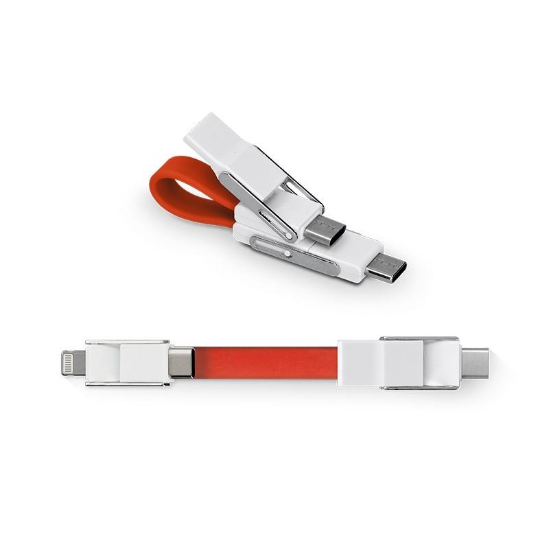 Cable de charge transfert 6-en-1 - 73-1100-22