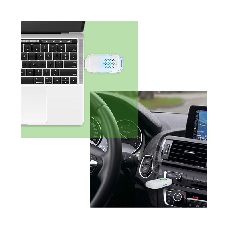 Diffuseur USB d'huiles essentielles - 73-1109-2