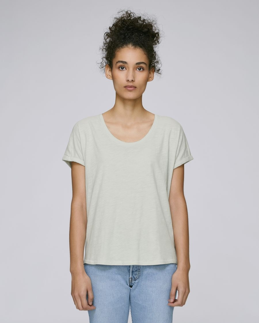 Tee-shirt femme ample