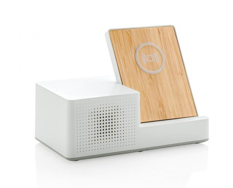 Chargeur à induction 5W avec haut-parleur