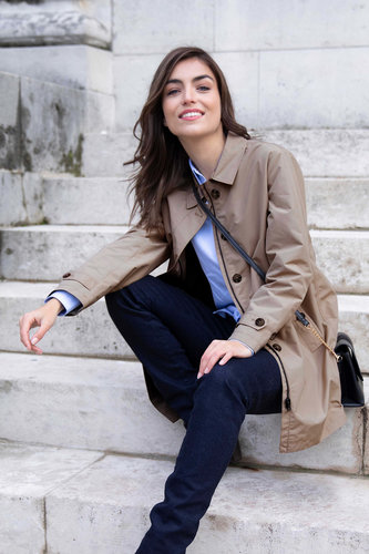 Trench femme Alfred
