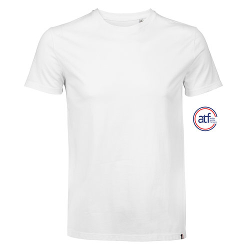 Tee-shirt homme col rond Lino