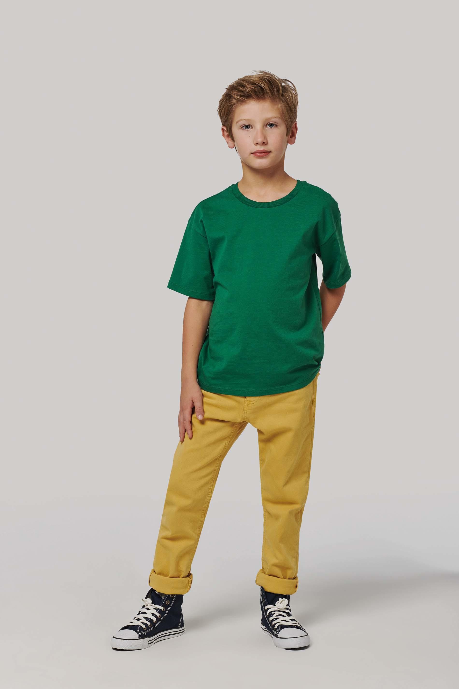 Tee-shirt oversize enfant