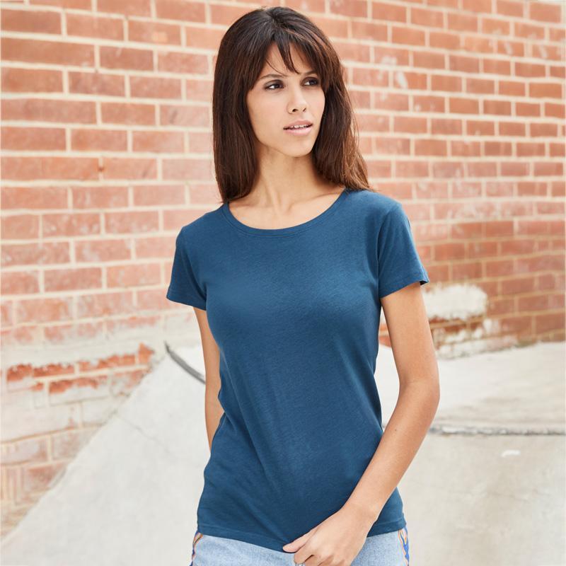 Tee-shirt bio femme