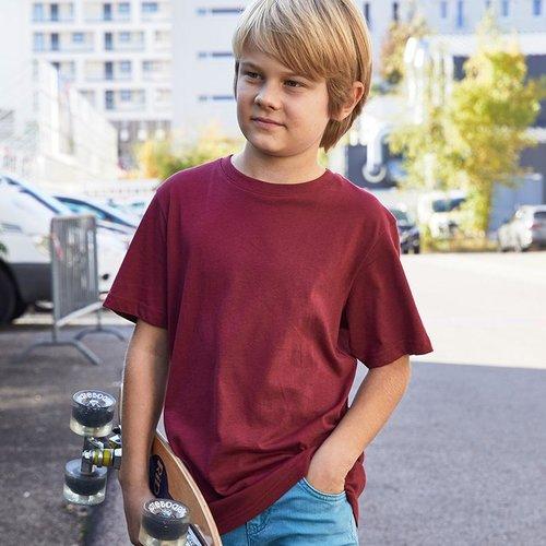 Tee-shirt bio enfant