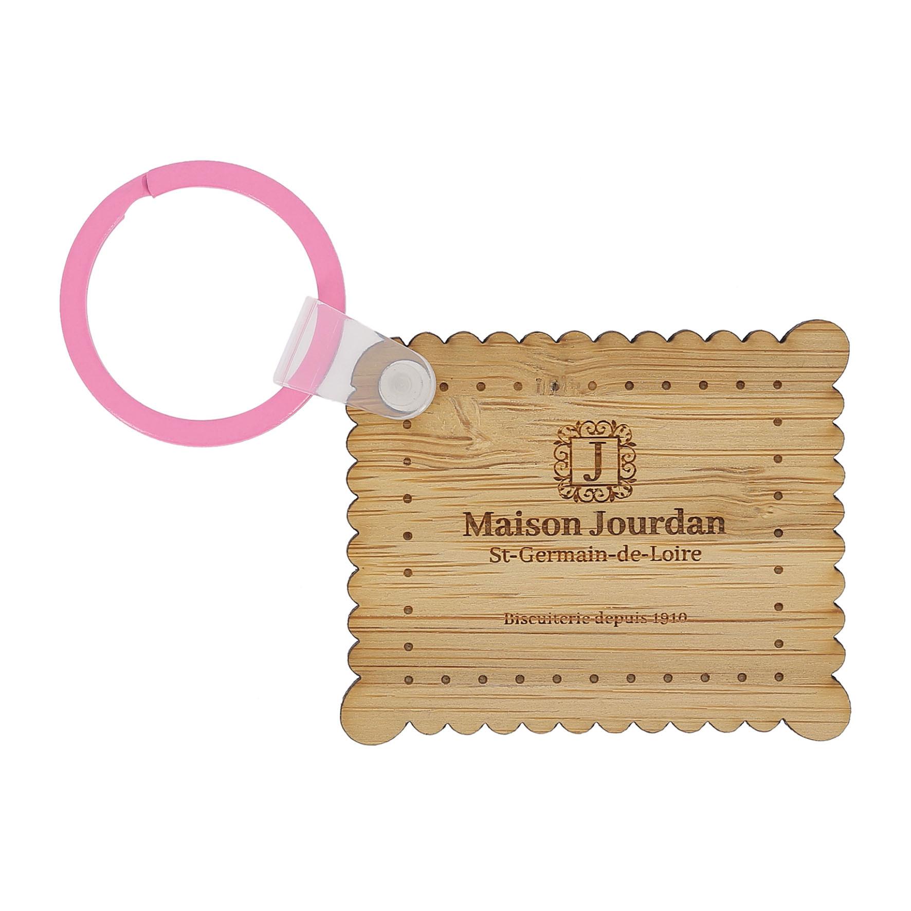 Porte-clés bambou