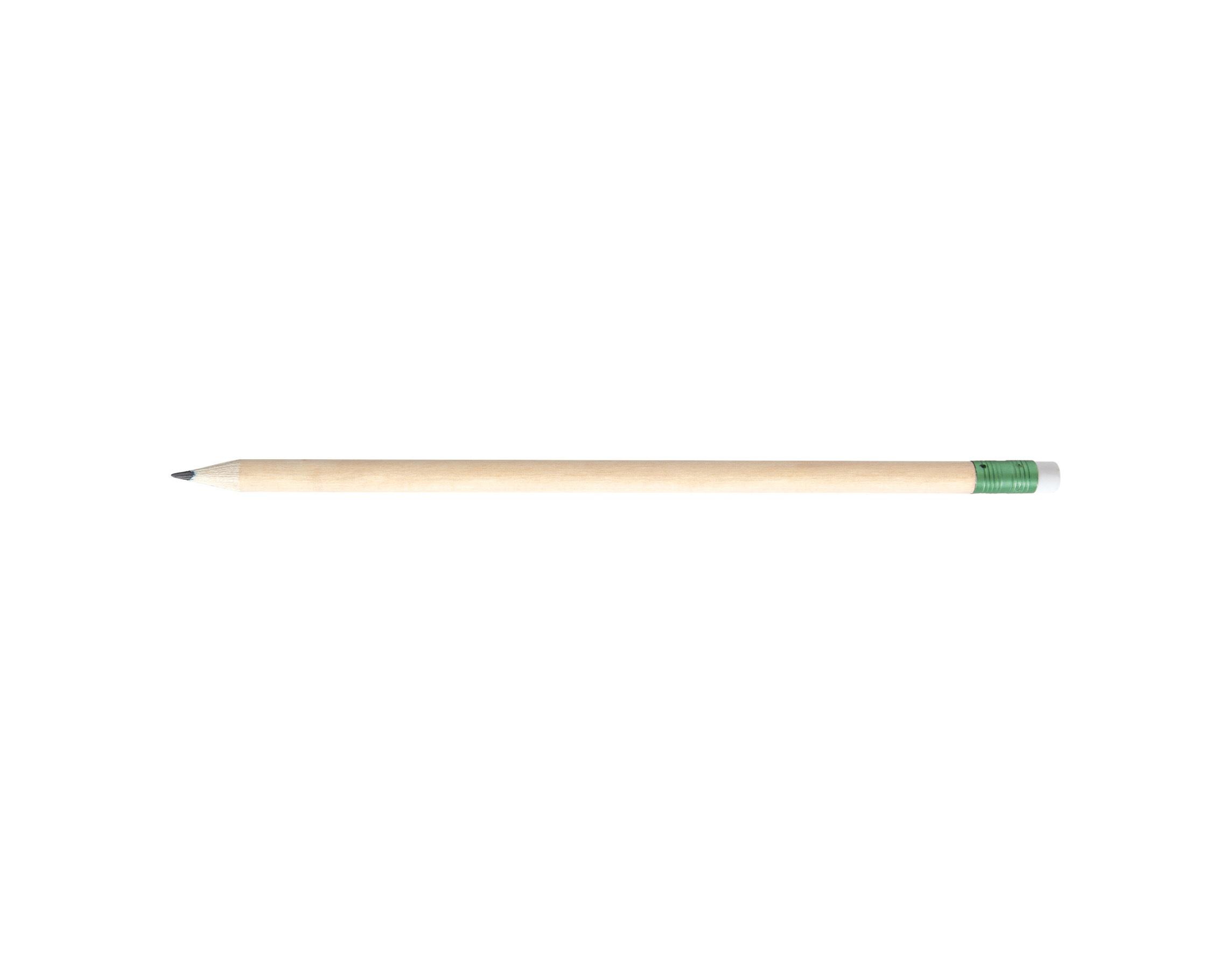 Crayon avec tête gomme